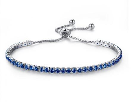High Quality Elegant AAA Cubic Zirconia Tennis Bracelet
